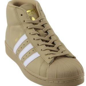 Adidas Mid-Cut '80s Shell Toe